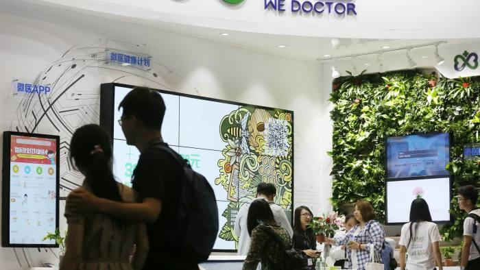 China's WeDoctor shelves overseas listing over data concerns