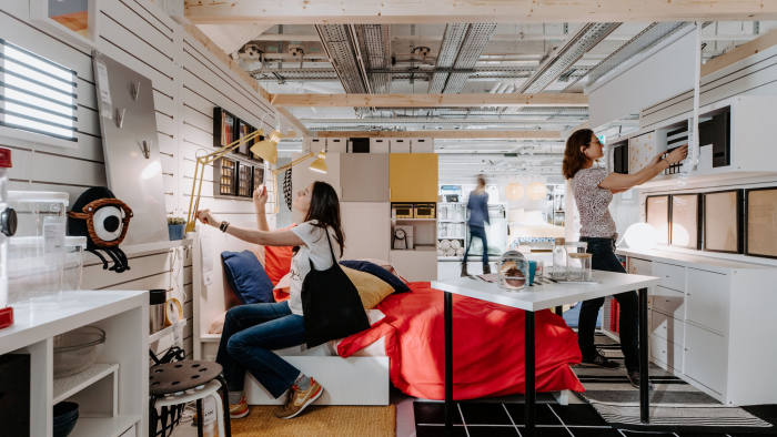 Ikea Opens First Store In Central Paris As Part Of 400m Push