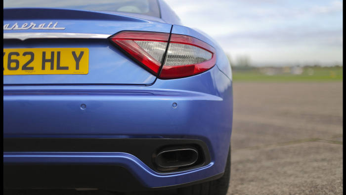 Rohit Jaggi tests the new Maserati GrandTurismo Sport MC Sport.