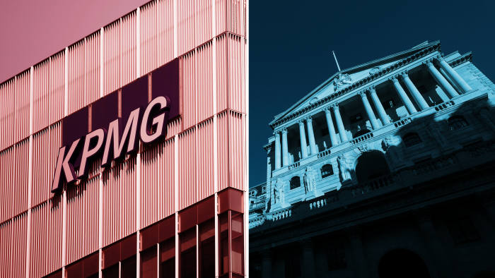 Concerns raised about 'too big to fail' KPMG | Financial Times