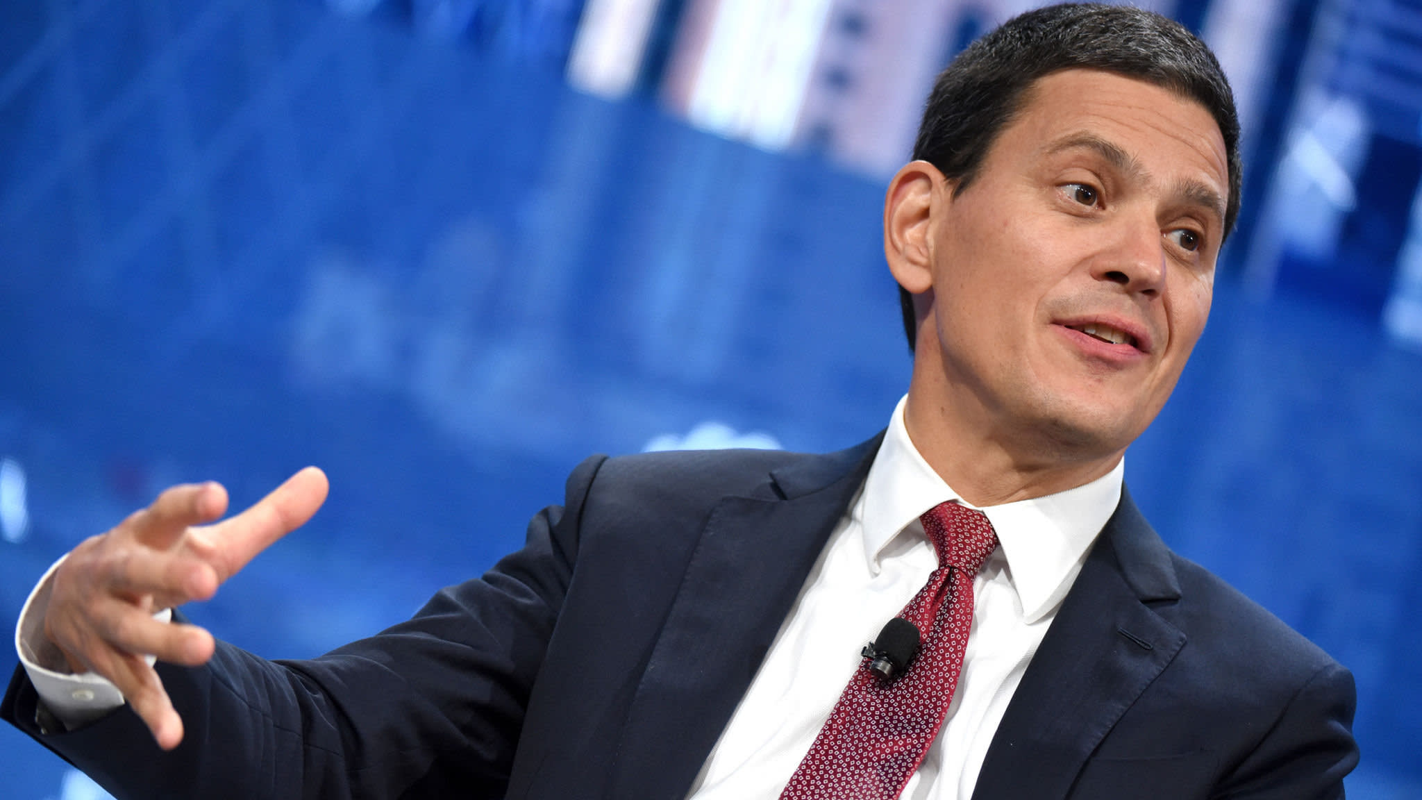 David Miliband adds to criticism of UK arms sales to Saudi Arabia | Financial Times