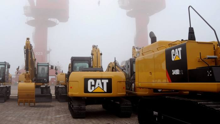 Caterpillar joins litany of manufacturers hit by China slowdown