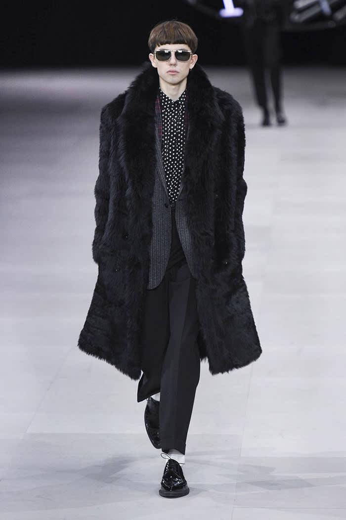 Celine Menswear AW19
