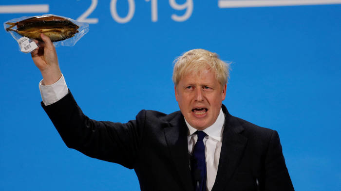 Boris Johnson to inherit divided party on brink of losing majority | Financial Times