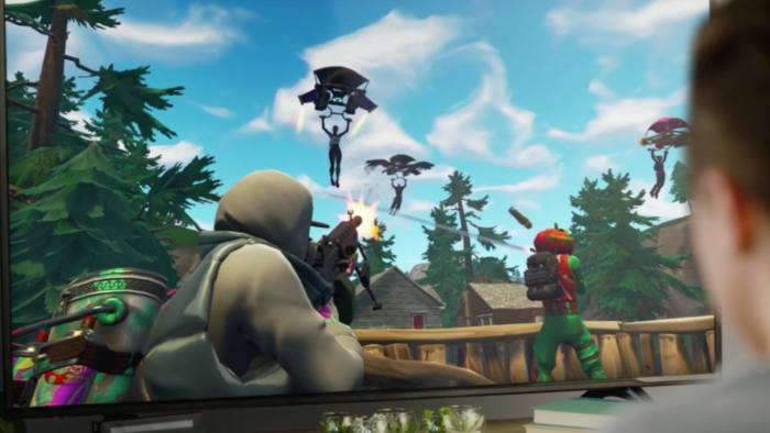 Fortnite Makes Eagerly Anticipated Debut On Nintendo Switch