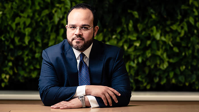 Wealth advisers and lawyers such as Mahmoud Selim are helping an increasing number of people through inheritance and Sharia law