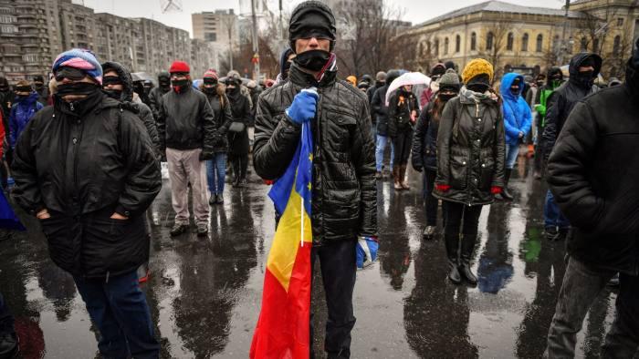 Romania corruption battle exposes the limits of EU's