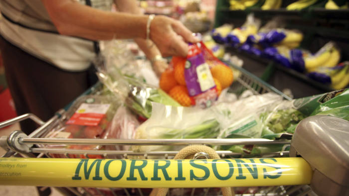 Amazon And Wm Morrison Food Retail S Odd Couple Have