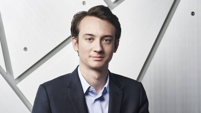 Frederic Arnault - supplied by pr for watches and jewellery