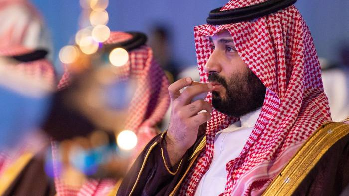 The global tide is turning against Mohammed bin Salman | Financial Times