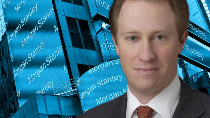 Morgan Stanley's rising star moves closer to top job | Financial Times