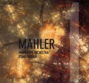 Album cover of 'Symphony No. 1' by Mahler