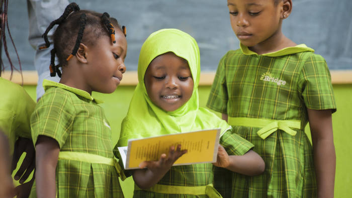 Impact investors learn value of African education sector ...