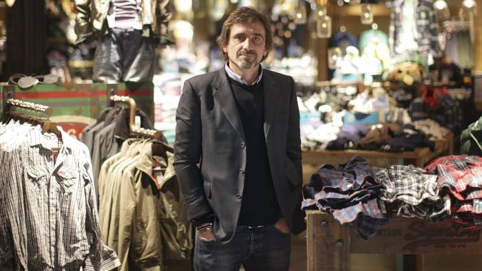 471aab2c2ddf Co-founder of Superdry fashion chain steps down