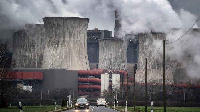 Germany set to phase out coal-fired power stations by 2038