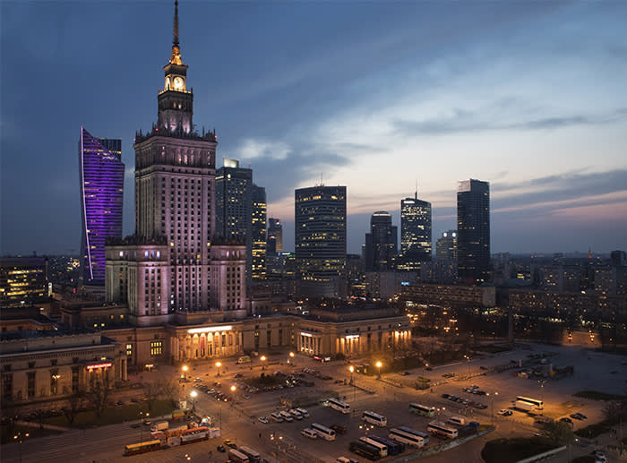 Poland's reclaimed properties create scars across Warsaw | Financial