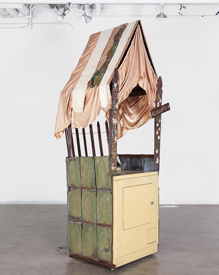 Alix Vernet's 'Haunted House' (2018) at Felix LA