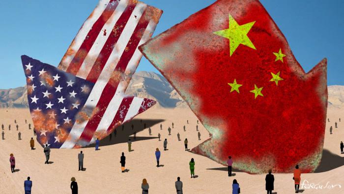 ChinaUSAcrasheddirections