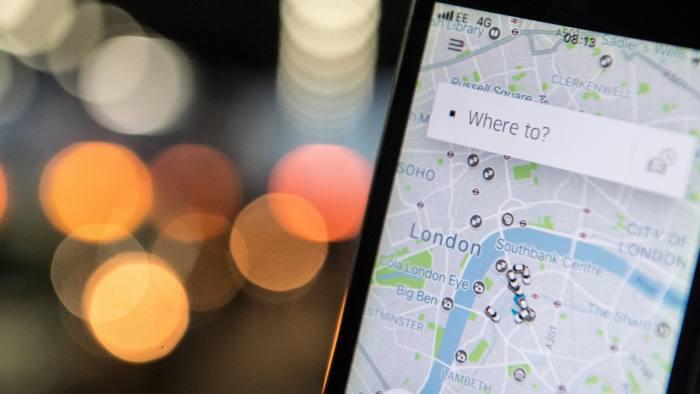 Uber releases data in effort to regain London operating