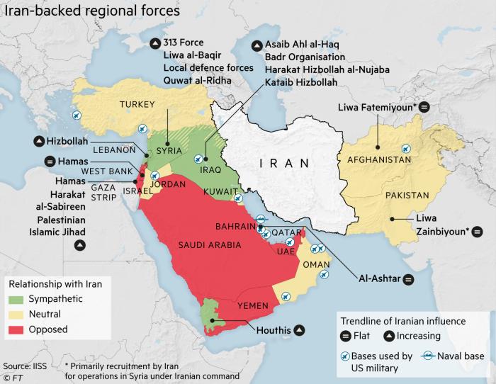 Middle East braced for backlash after killing of Qassem ...