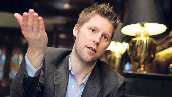 Christopher Bailey, creative director of the British fashion house Burberry
