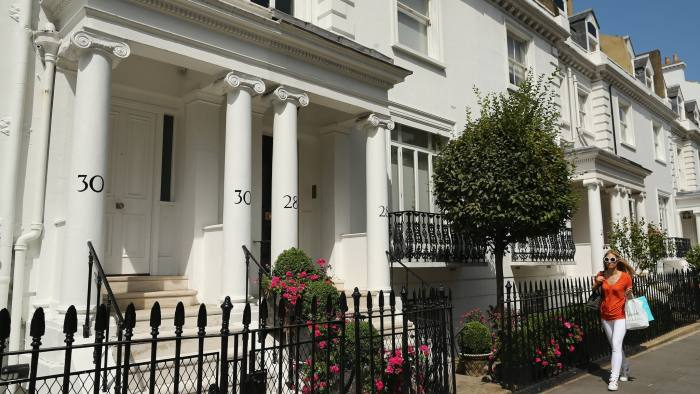 9ed3895047b9a London's prime housing market shows signs of life | Financial Times