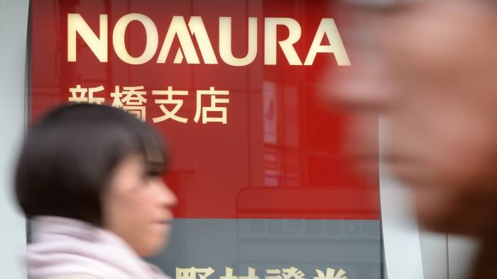 Nomura net profits tumble 91% on slump in fixed income and equities