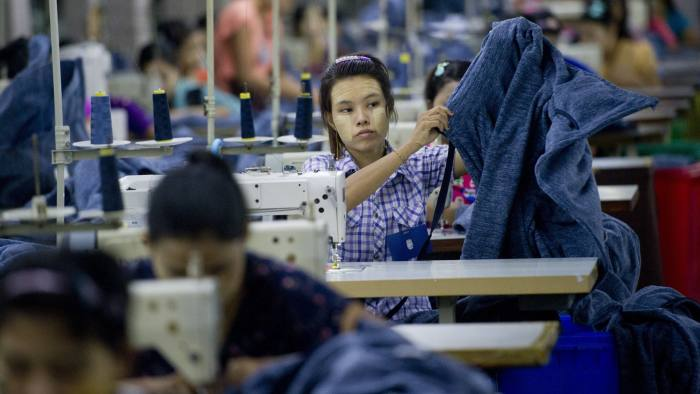 EU warned against punishing Myanmar by axing trade preferences
