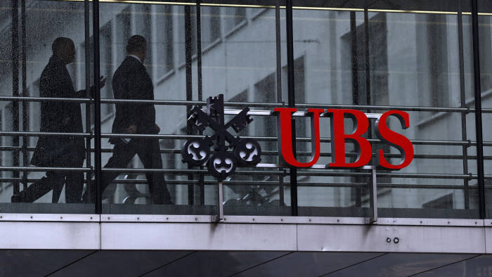Women bankers criticise UBS over maternity leave cuts to