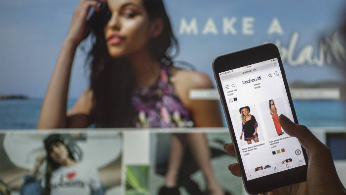 Boohoo: the second-largest FT 1000 company by revenue