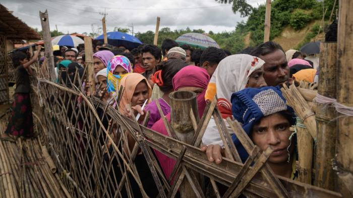 Daily briefing: UN on Rohingya 'genocide', McCain tributes