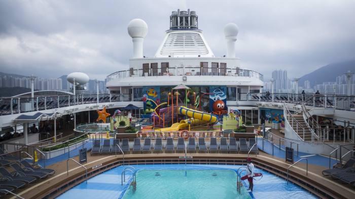 Royal Caribbean gives sunny outlook as cruise demand