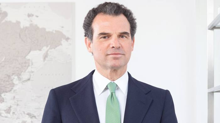 Nino Tronchetti Provera - Founder and Managing Partner of Ambienta - supplied