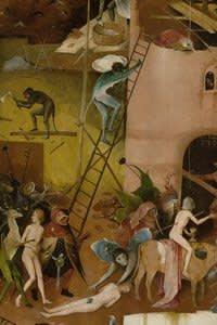 Hieronymus Bosch, The Haywain