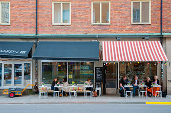 SoFo in the Södermalm district of Stockholm
