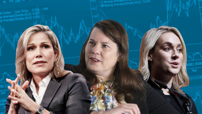 Leda Braga, Jane Buchan and Angela Aldrich have blazed a trail for female asset managers