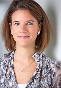 Emily Brooke, founder of Blaze, maker of the Laserlight