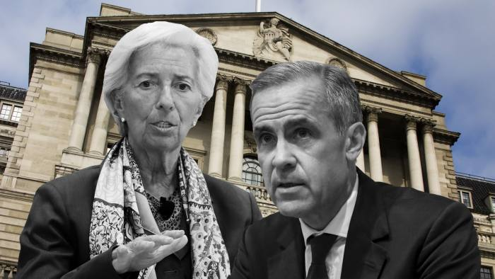 Christine Lagarde, Mark Carney - FT Money