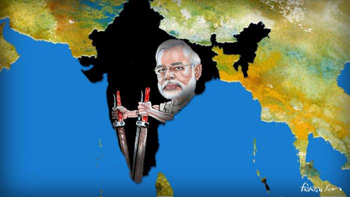 India after Narendra Modi's electoral earthquake | Financial Times