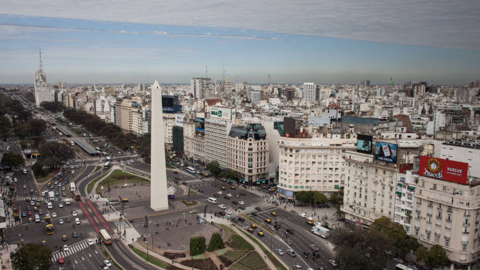 Argentina Government Takes Hardball Stance On Buenos Aires Bonds Financial Times