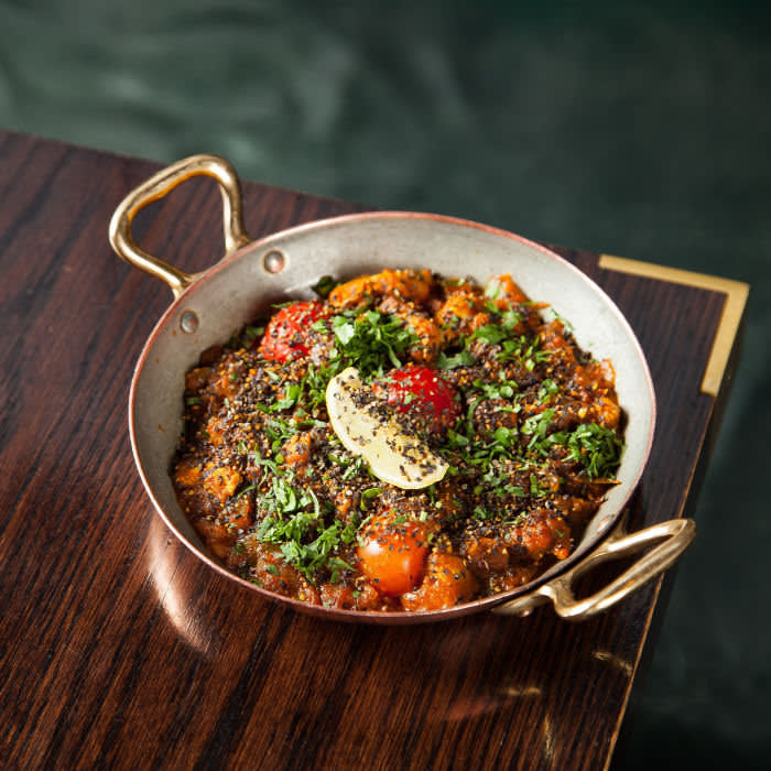 Gymkhana's combination of good ingredients and sharp technique spices up Indian classics