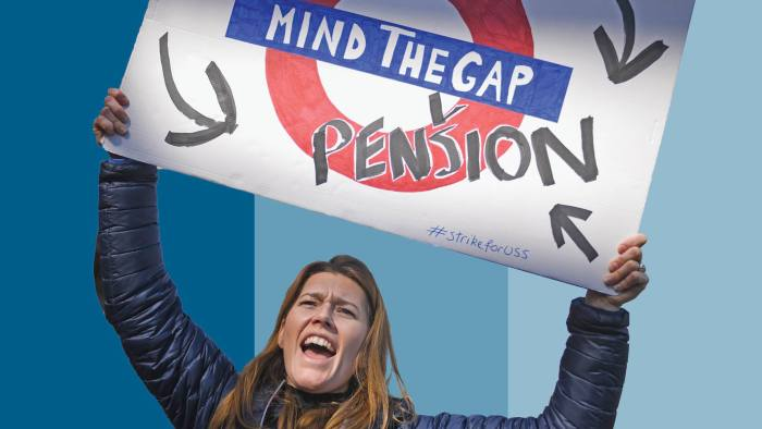 University pensions: why are fresh strikes threatened? | Financial Times