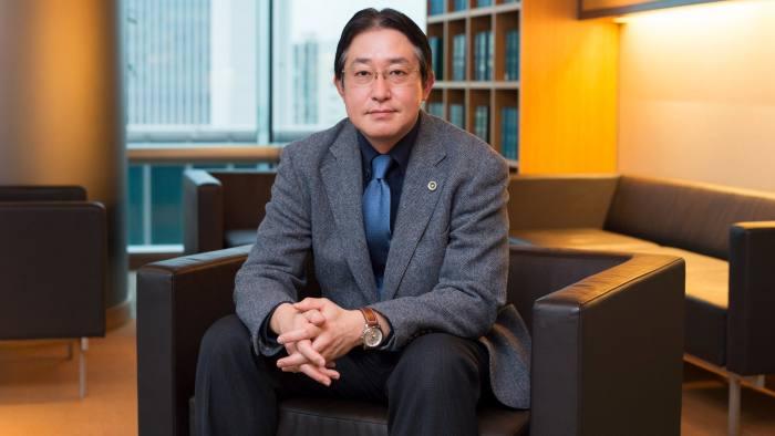 Yoshihiro Takatori - supplied