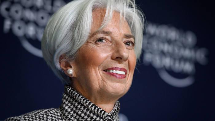 Christine Lagarde tapped to head ECB as EU reaches deal on