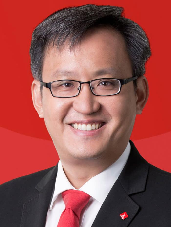 DBS Bank - Chee Kin Lam