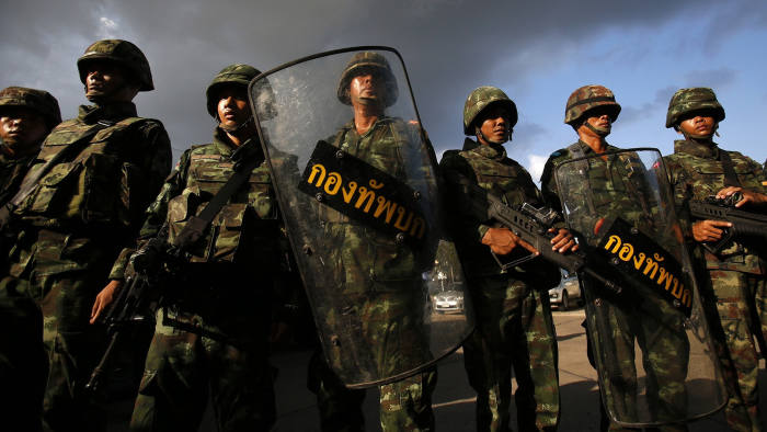 Thailand's military junta dallies with democracy | Financial Times