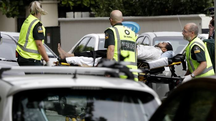 Image result for new zealand terror mosque