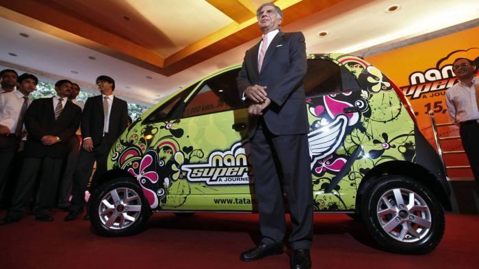 Tata Motors Looks To Move Beyond Expensive Nano Failure Financial