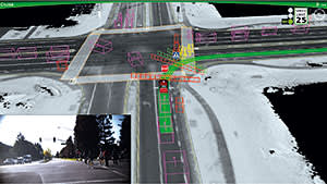 Google's driverless car reflects co-founder Larry Page's optimistic views on machine intellige
