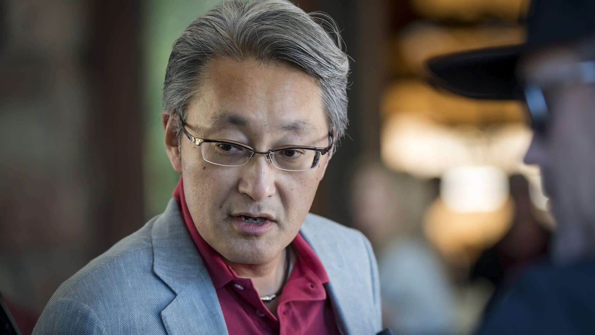 Kazuo Hirai steps down as Sony chairman | Financial Times